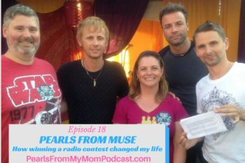 Ep 18 Pearls From Muse – How Winning a Radio Contest Changed My Life